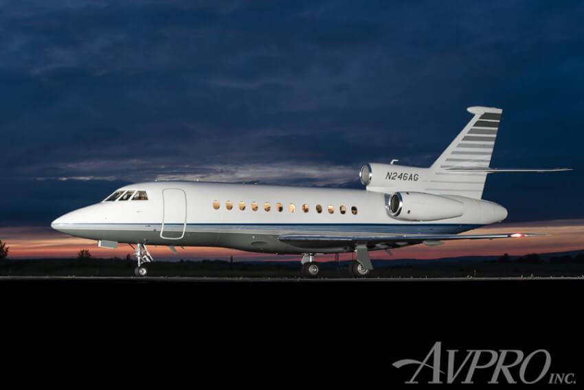 Falcon 900EXy photo