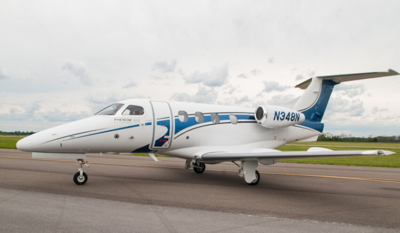 Pre owned Phenom 100 for sale