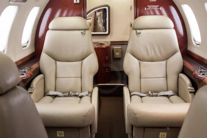 Learjet 45 full