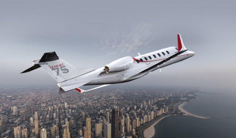 Learjet 75 for sale