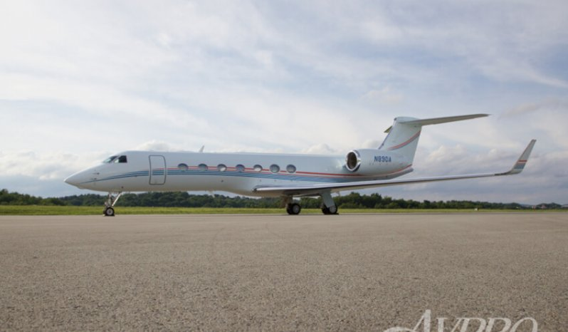 G550 aircraft for sale