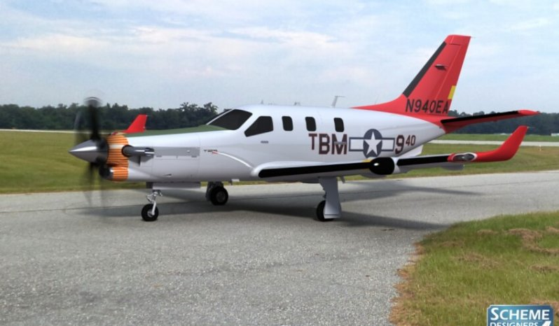 TBM 940 aircraft for sale