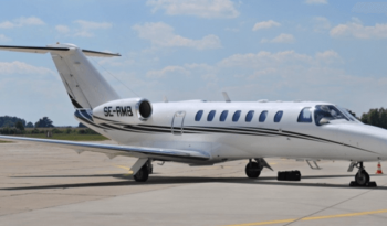 Cessna CJ3 private jet For Sale