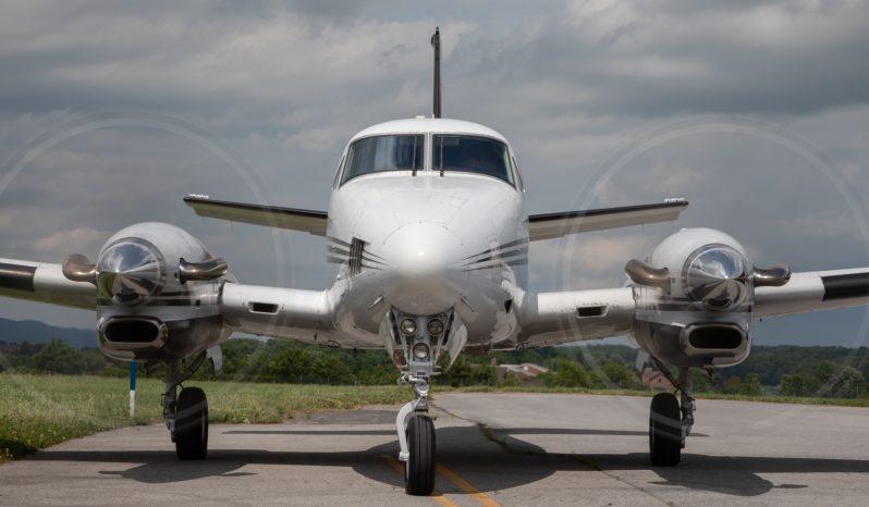 King Air C90B full