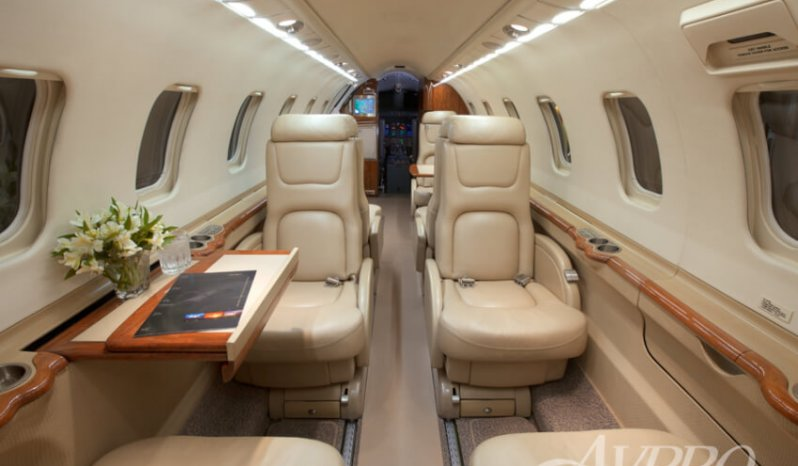 Learjet 45 full