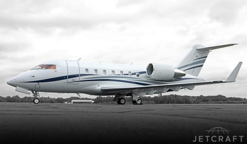 Bombardier Challenger 605 private jet for sale