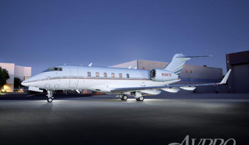 Bombardier C300 aircraft
