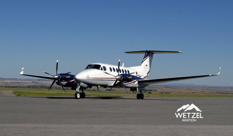 King Air 350 for sale