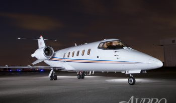 Lear 60 private jet for sale