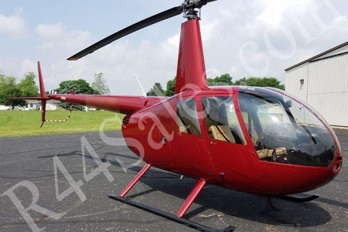 ROBINSON R44 RAVEN II full