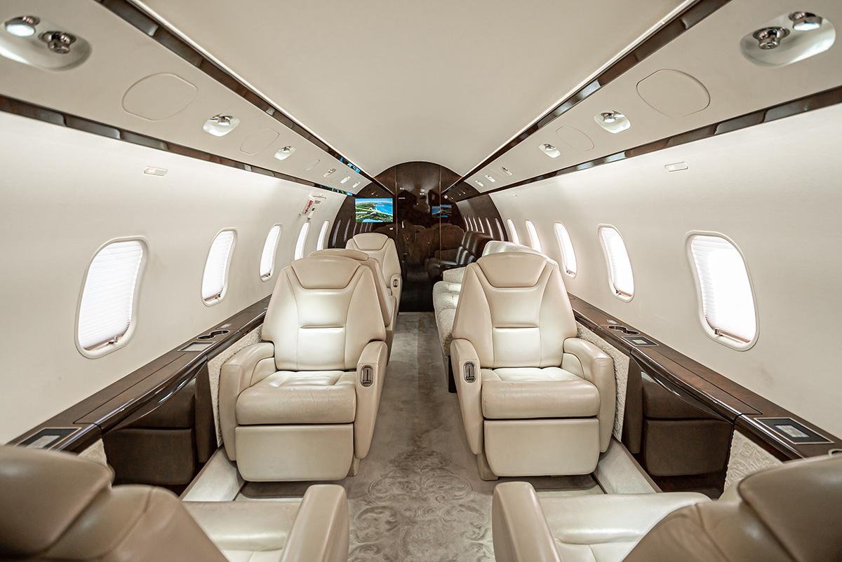 challenger 300 interior   AeroClassifieds