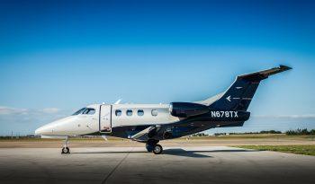Used Embraer Phenom 100 private jet