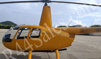 ROBINSON R44 CLIPPER II full