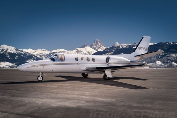 CESSNA CITATION ISP EAGLE II