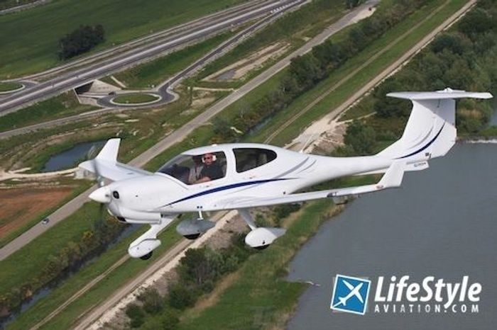 DIAMOND DA40 NG full