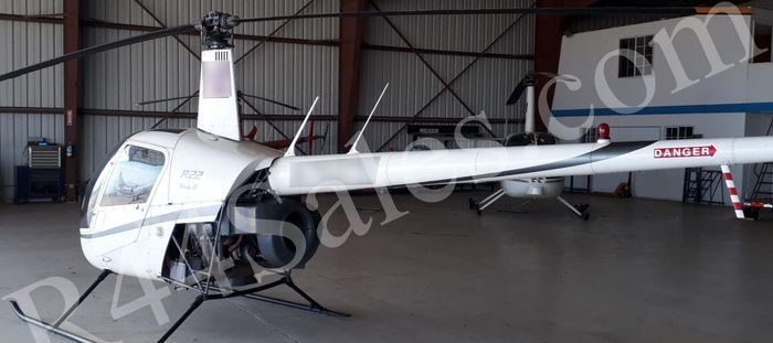 ROBINSON R22 BETA II full
