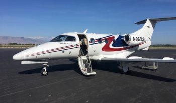 Embraer Phenom 100 jet for sale