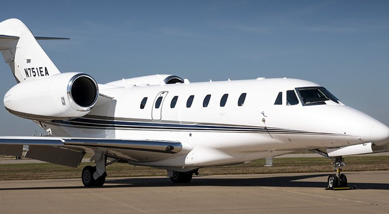 Citation X Elite full
