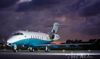 Challenger 350 aircraft for sale