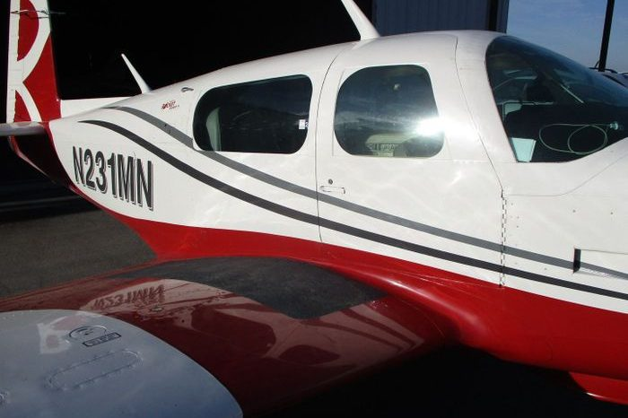 MOONEY M20K 231 MODIFIED full