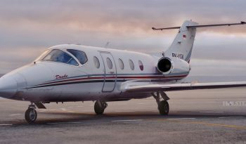 2004 Hawker 400XP - RK-383 - PK-YGK - Ext - LS Front View RGB