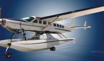 2016 Cessna Caravan 208B EX, SN 208B5262, B-10FG - Ext LS View RGB 2