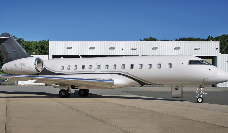 Global 5000 jet for sale