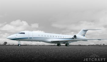 Bombardier Global 5000 SN 9834