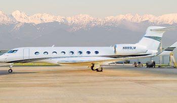 Gulfstream G650ER SN 6276