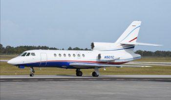 Falcon 50 jet for sale