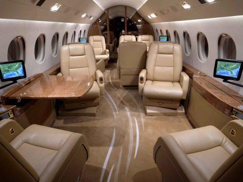 Falcon 2000EX full