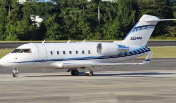 Used Challenger 604 aircraft for sale