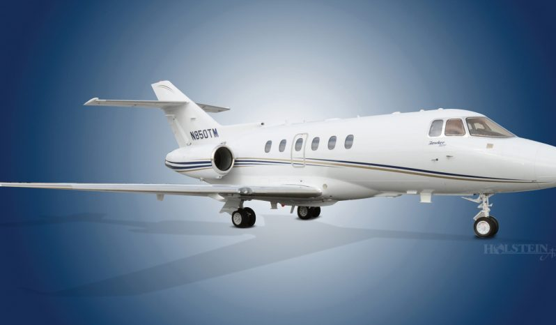 2006 Hawker 850XP - 258798 - N850TM - Ext - RS Front View RGB