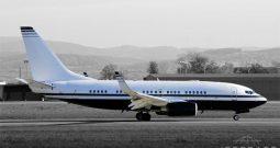 Boeing BBJ 737-700