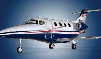 2009 Premier IA - RB-252 - N950JK - Ext - LS Front View - RGB