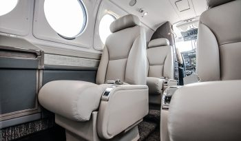 King Air 250 full