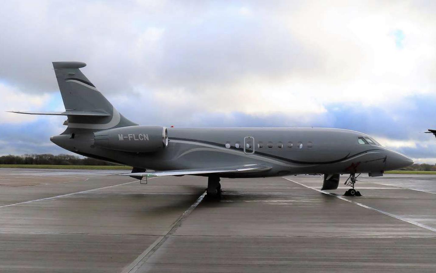 Falcon 2000EX Photo