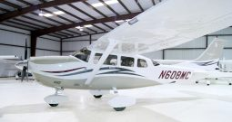 Cessna T206H Turbo Stationair