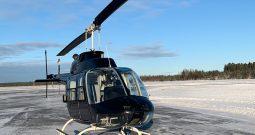Agusta Bell AB206B3