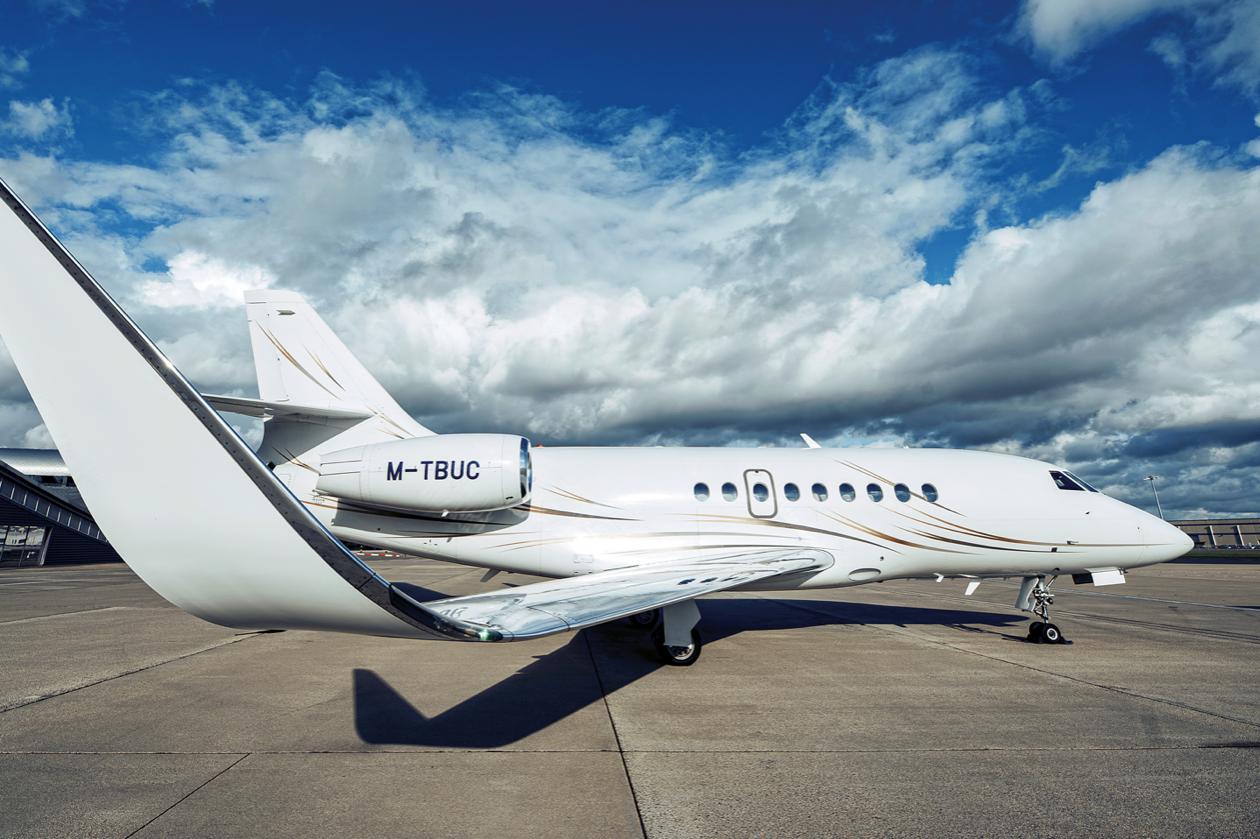 Falcon 2000LX photo