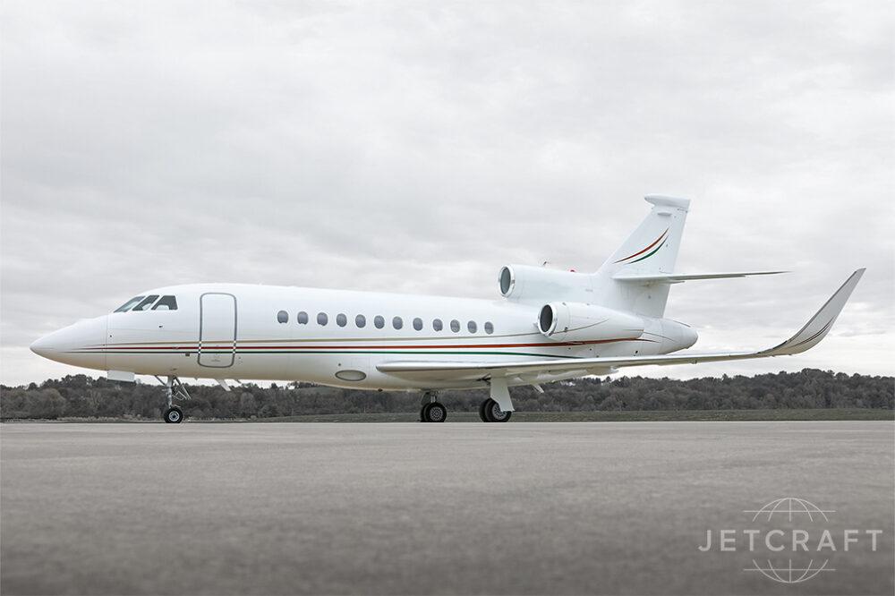 Falcon 900LX photo
