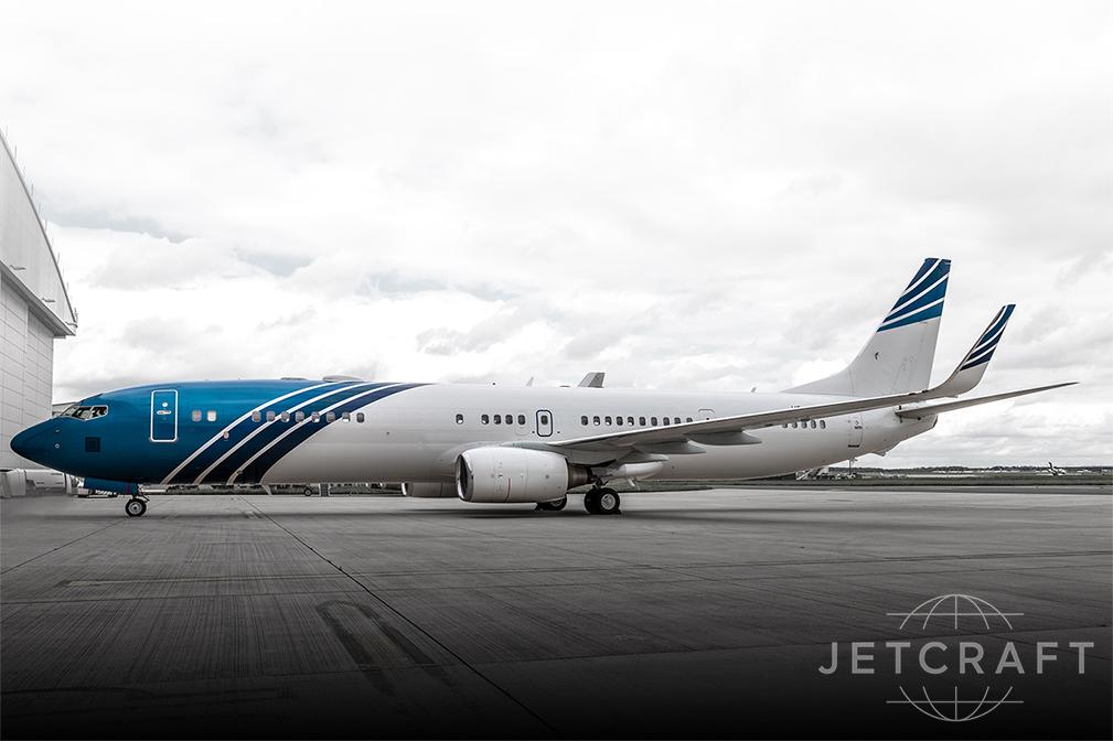 Boeing BBJ 737-700 photo