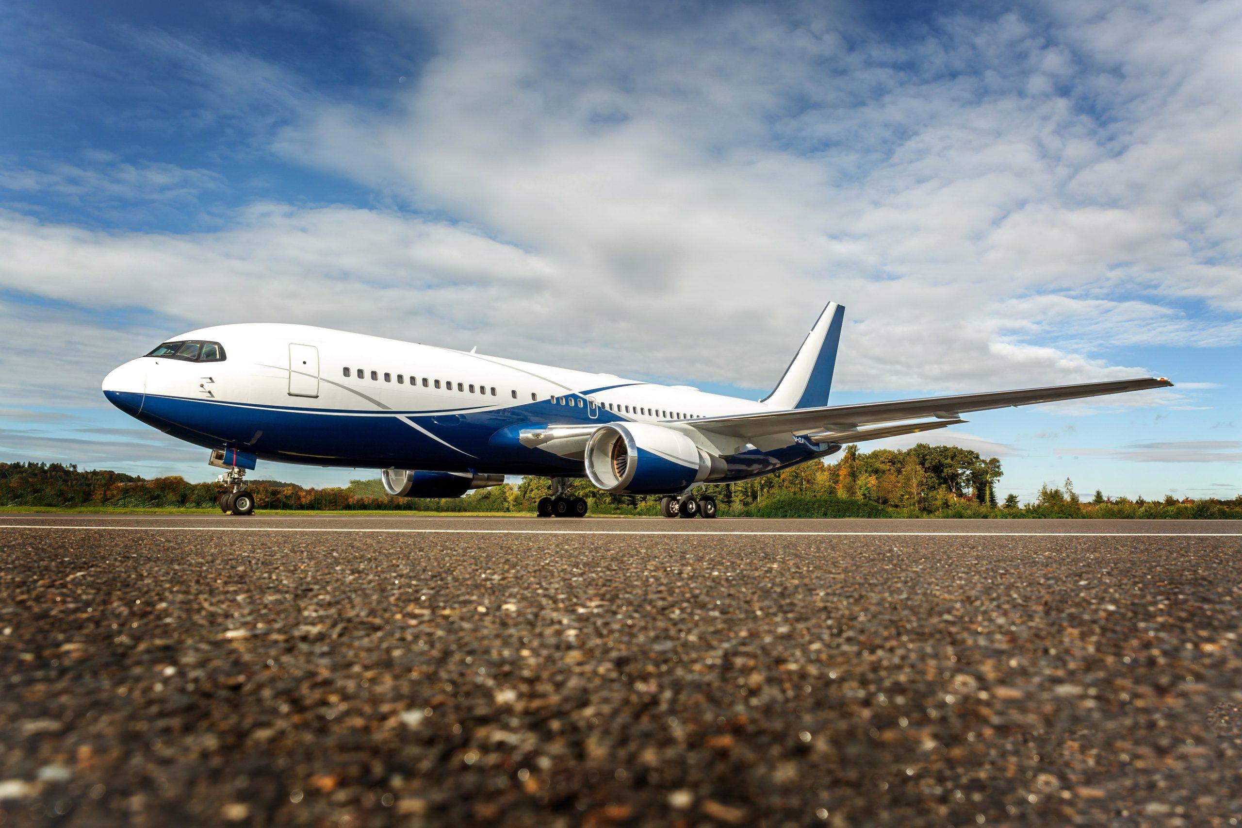 Boeing BBJ 767-200ER photo
