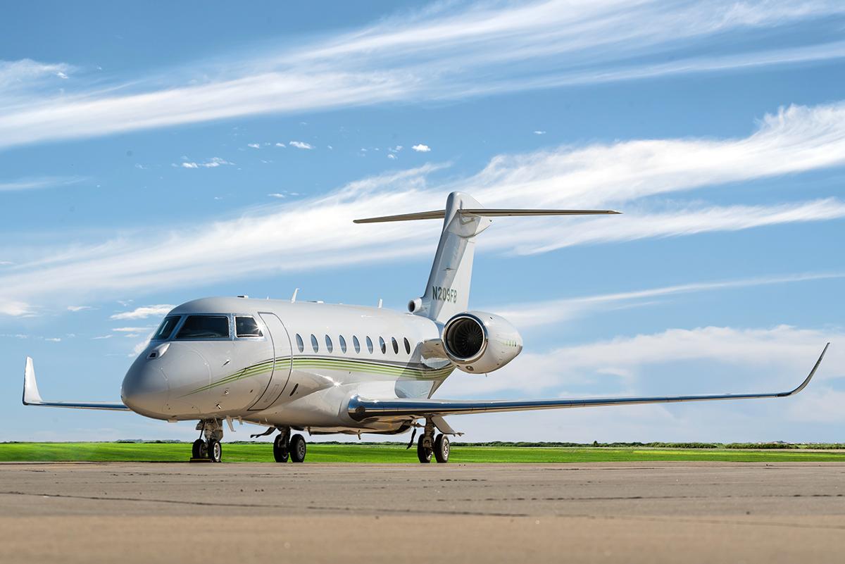 Gulfstream G280 photo