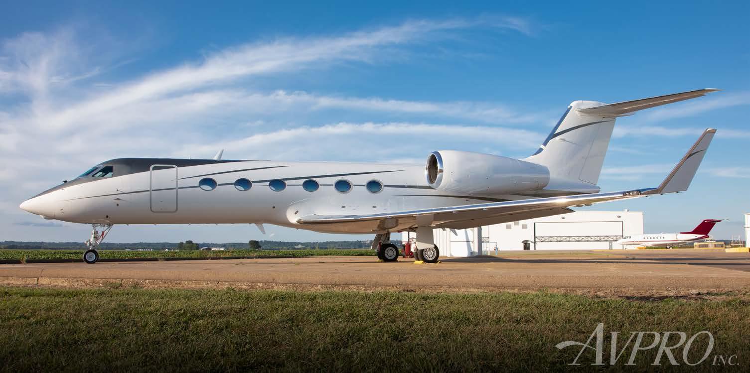 Gulfstream G450 photo