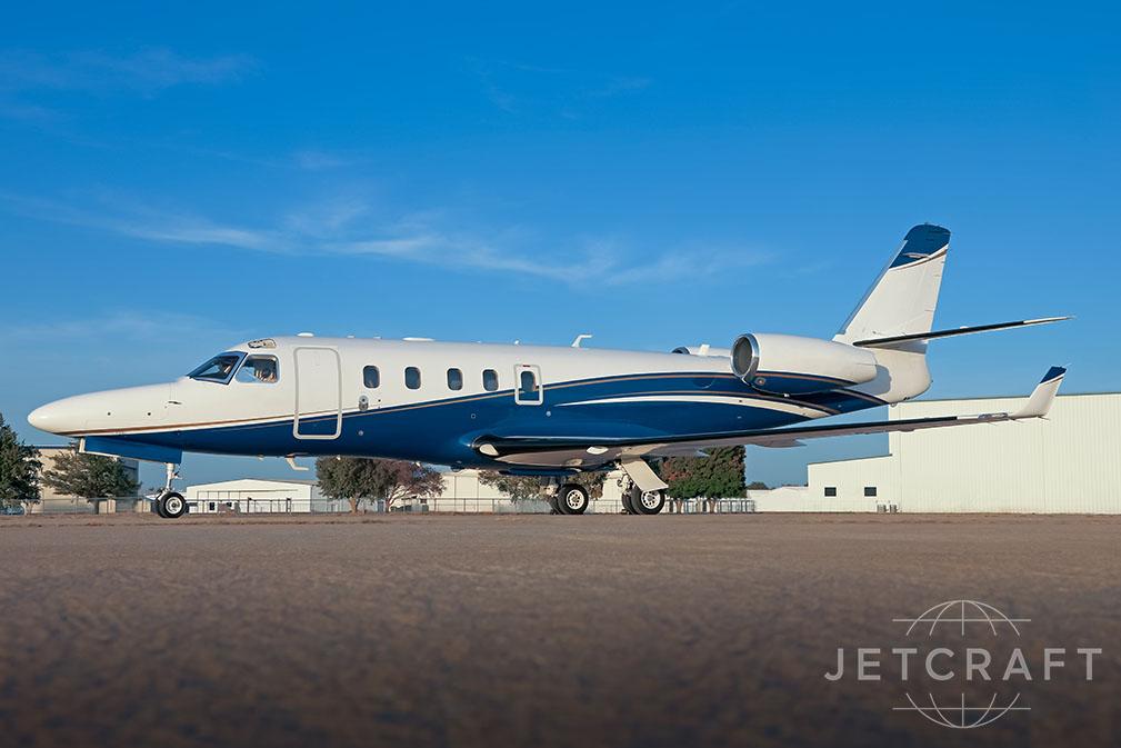 Gulfstream G100 photo