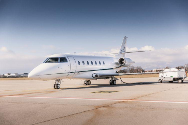 Gulfstream G200 photo