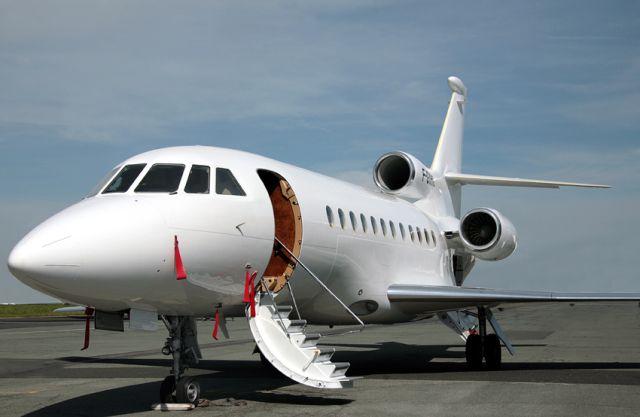 Falcon 900EX - ACMI Lease photo