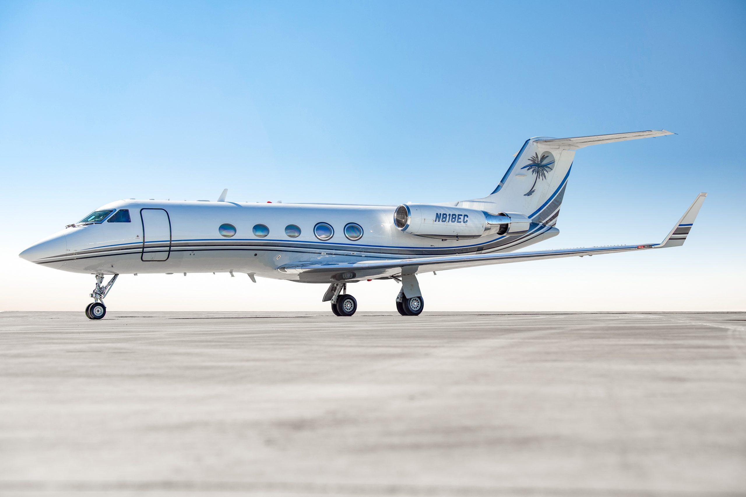 Gulfstream G-III photo