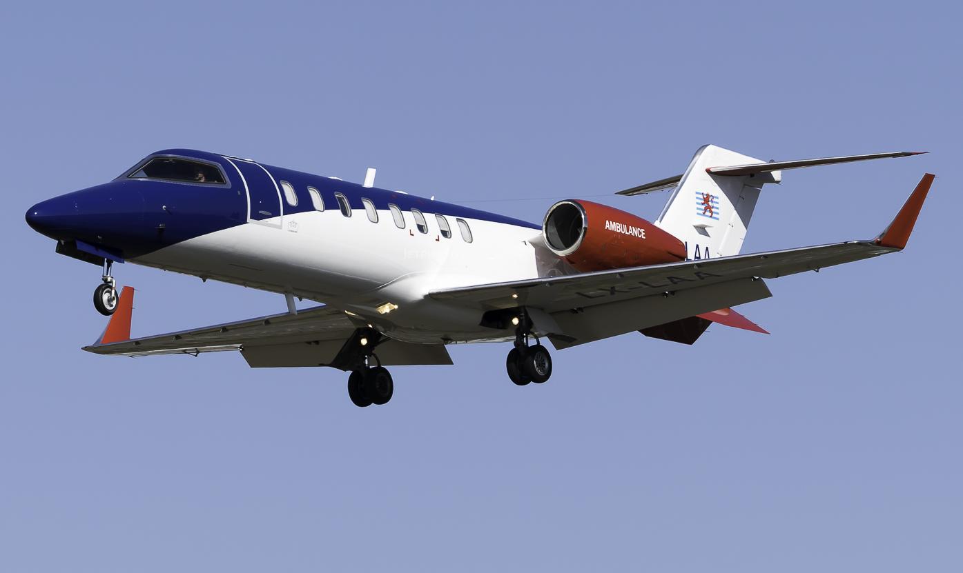 Learjet 45XR photo